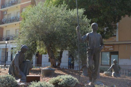 Monumento al Olivarero