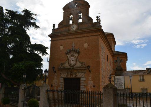Ermita del Cristo de las Aguas, exterior