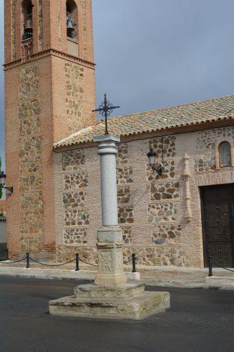 Iglesia Parroquial, cruz