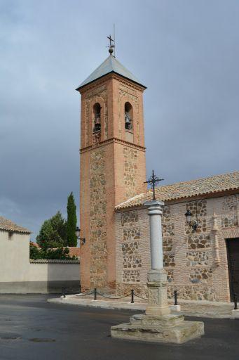 Iglesia Parroquial Purificación de Ntra. Sra., torre