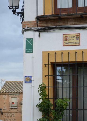 Ruta del Quijote y Camino de Santiago