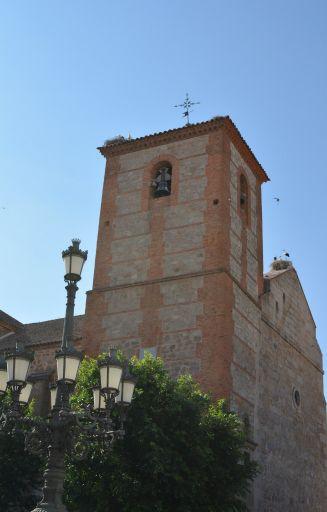 Iglesia de San Miguel, torre