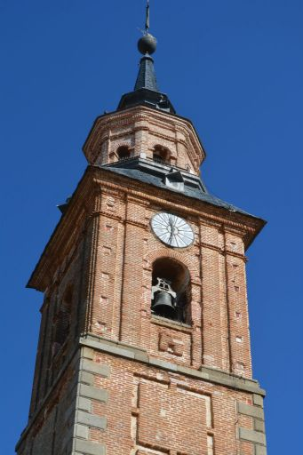 Iglesia parroquial de Nuestra Señora de la Antigua, torre (a)