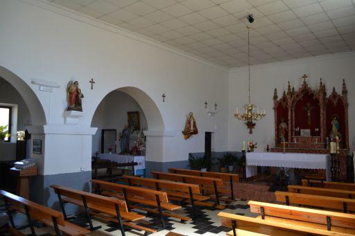 Iglesia de la Purísima, interior