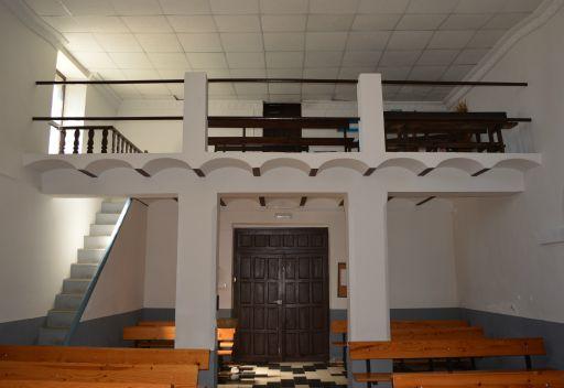 Iglesia de la Purísima, coro
