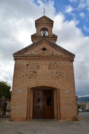 Ermita de la Santísima Virgen de las Saleras, exterior
