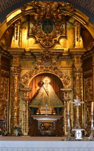 Nuestra Señora de las Saleras, imagen