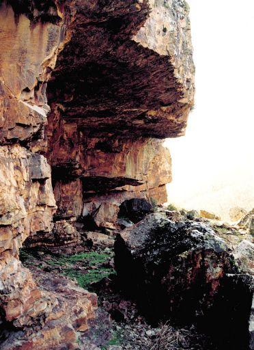 Parajes naturales, cuevas