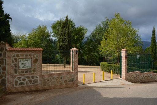 Parque del Cerrillo de la fuente, exterior