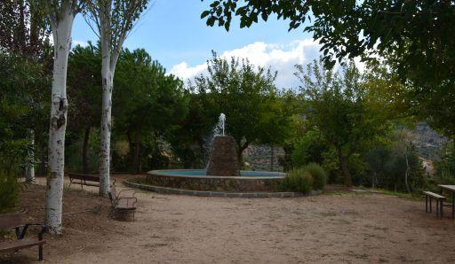 Parque del Cerrillo de la fuente, interior