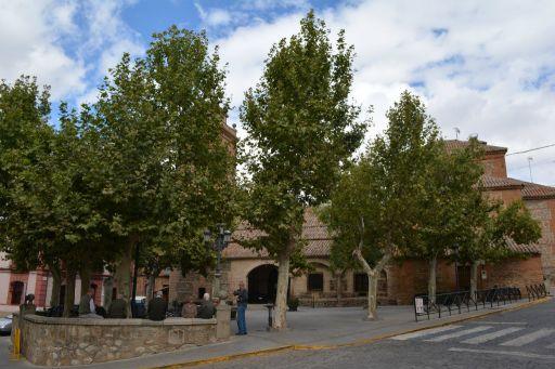 Plaza del Álamo