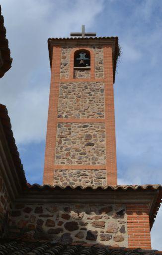 Iglesia parroquial de Nuestra Señora de los Remedios, torre