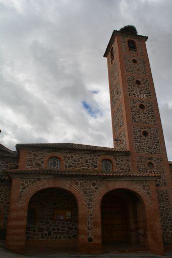 Iglesia parroquial de Nuestra Señora de los Remedios