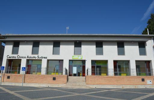 Centro cívico Adolfo Suárez