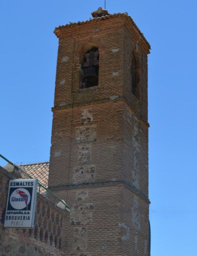 Iglesia parroquial de San Julián, torre