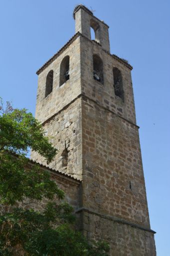 Iglesia Parroquial de la Asunción de Nuestra Señora, Torre