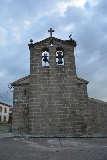 Iglesia parroquial de Nuestra Señora de la Asunción, campanario