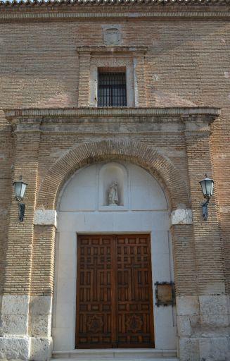 Convento de las Dominicas, Santa Catalina de Sena