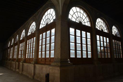 Convento de los Padres Dominicos, claustro