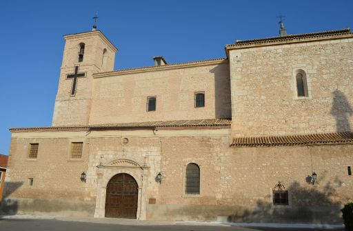 Iglesia de Santa María, exterior