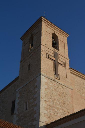 Iglesia de Santa María, torre