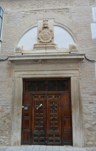 Casa Mayorazgo Araz, arquitectura civil