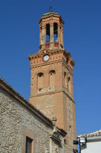 Teatro Municipal Lope de Vega, torre