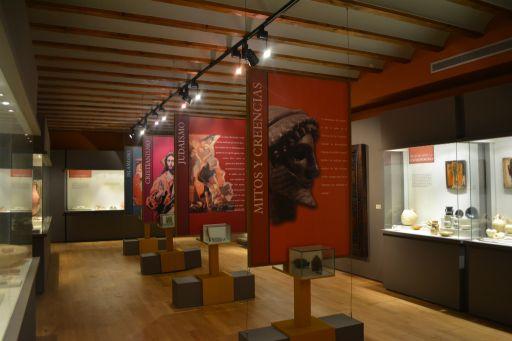 Museo Arqueológico Padre Santos