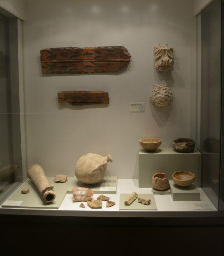 Museo Arqueológico Padre Santos, detalle (b)