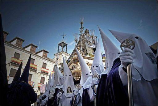 Semana Santa, cofradía de la Santa Mujer Verónica