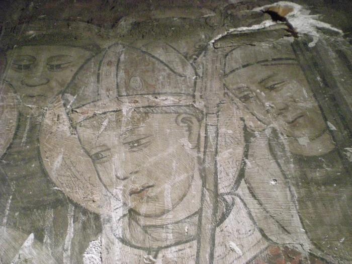 Frescos de la Iglesia de San Pedro