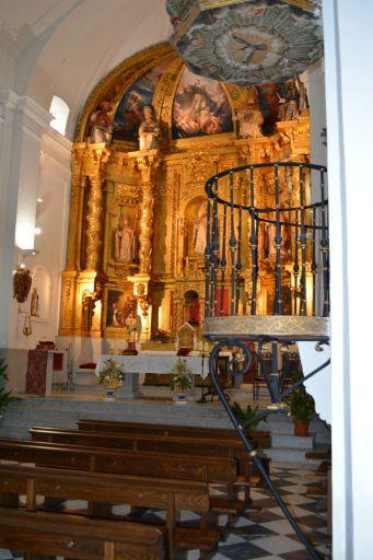Iglesia de San Julián, interior (B)
