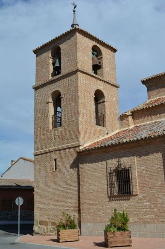 Iglesia de San Julián, torre