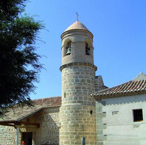 Arisgotas (anejo), Iglesia de la Virgen de Candelaria