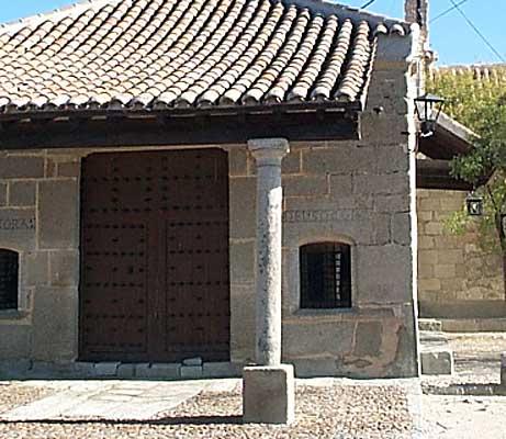 Ermita de la Virgen del Socorro