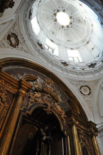 Iglesia parroquial de Santo Tomás Apóstol, capilla de Ntro. Padre Jesús Nazareno