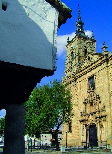 Iglesia parroquial de Santo Tomás Apóstol, otro detalle
