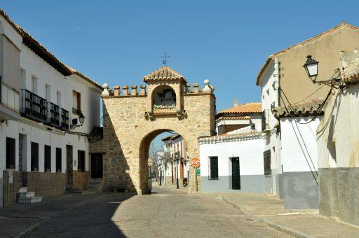 Puerta de Belén o de Toledo