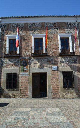 Ayuntamiento actual, detalle