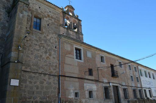 Convento de las Clarisas de la Misericordia (ahora de la Fraternidad Reparadora)