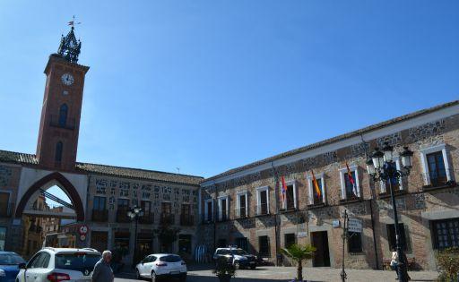 Plaza del Navarro