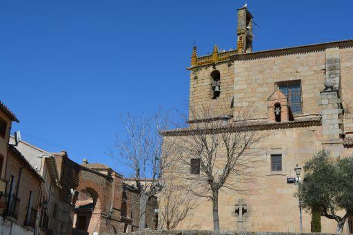 Iglesia parroquial de Nuestra Señora de la Asunción, detalle