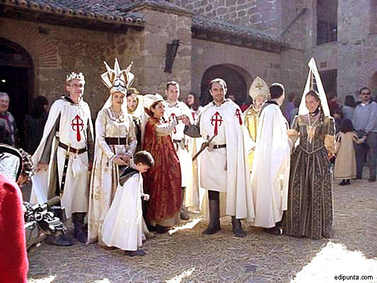 Jornadas Medievales en Oropesa (a)
