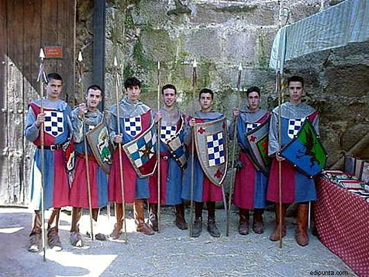 Jornadas Medievales en Oropesa (b)