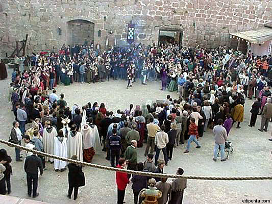 Jornadas Medievales en Oropesa (g)