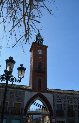Reloj de la Villa