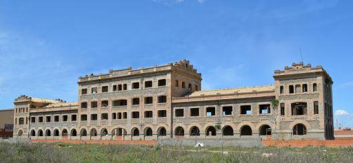 Antigua Fábrica de Harinas