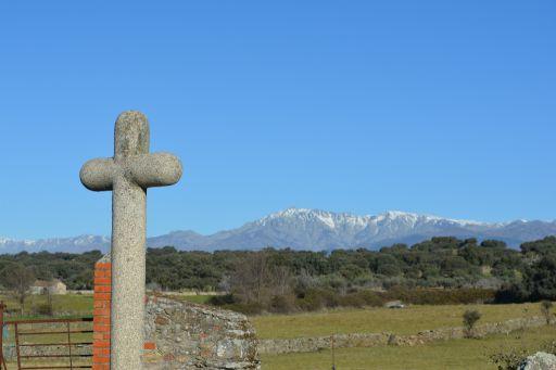 Entorno, vista Gredos