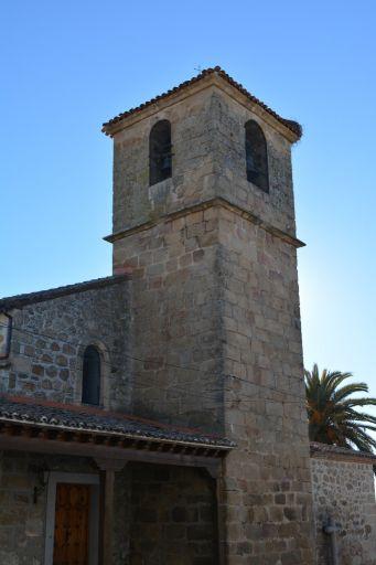 Iglesia parroquial de Nuestra Señora de la Luz, torre