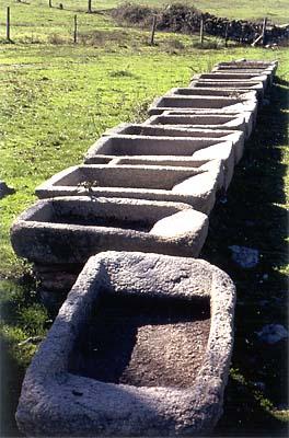 Pilas de lavar de El Butrón (c)